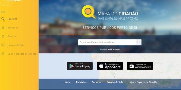 Mapa do Cidadão