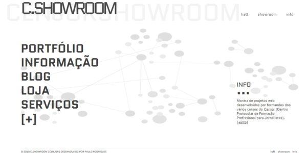 Cenjor Showroom